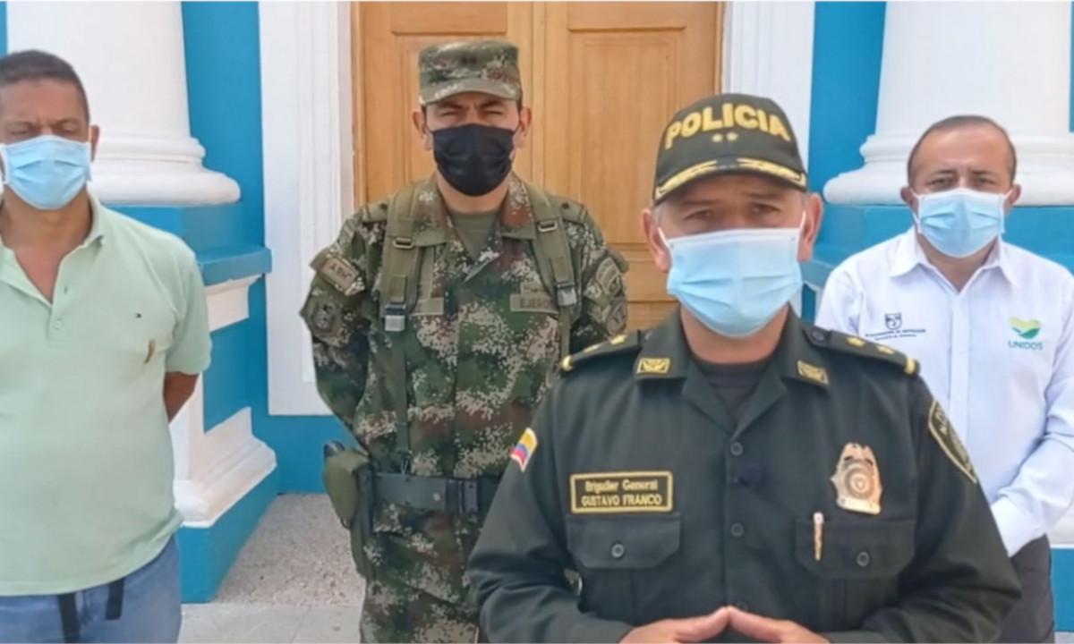 Ofrecen hasta $100 millones en recompensa por información sobre la masacre en Yolombó