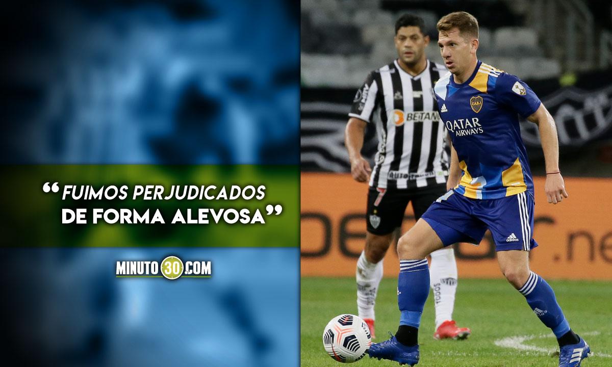 Boca Juniors emitio comunicado referente a lo sucedido ante Mineiro