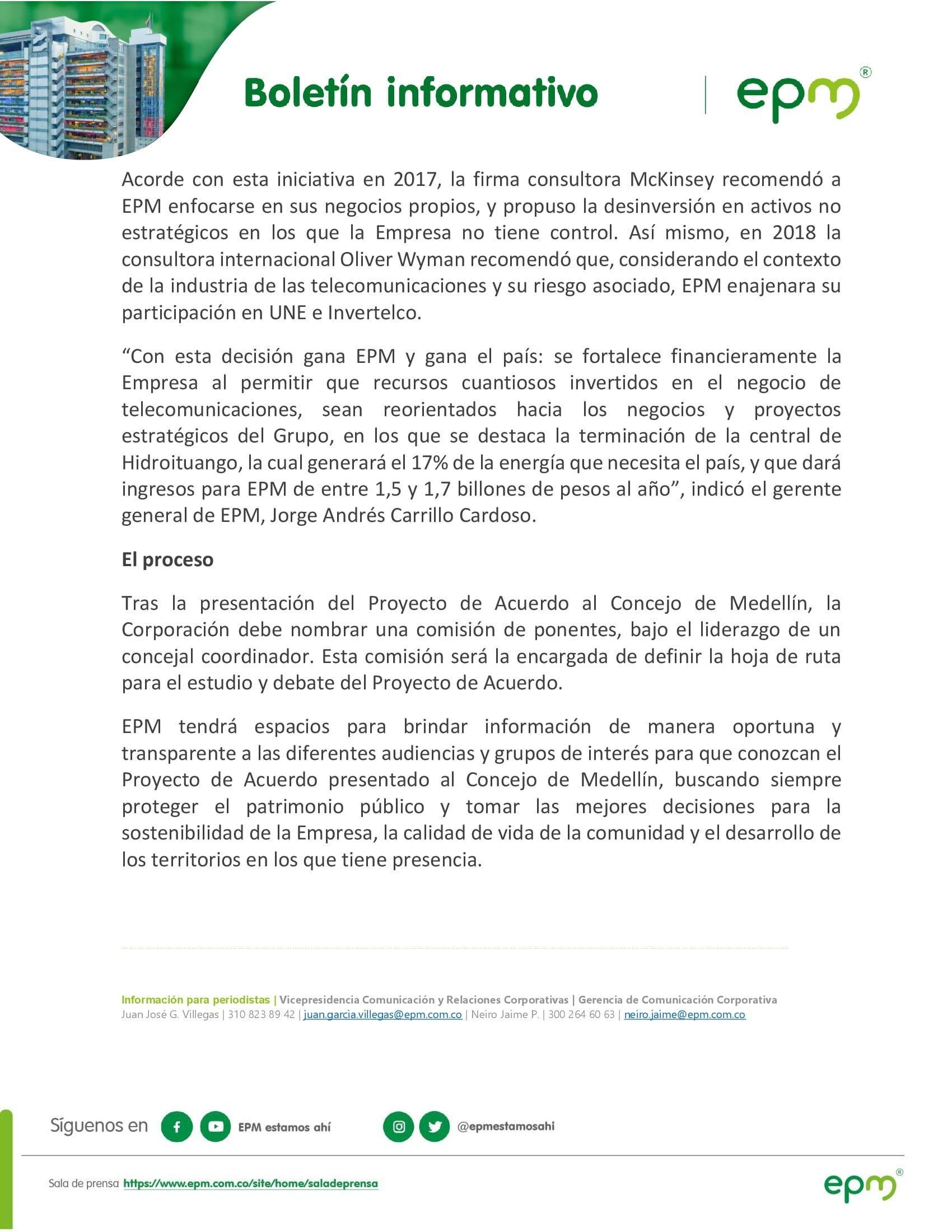 Boletin Informativo EPM UNE e Invertelco 19072021 00002