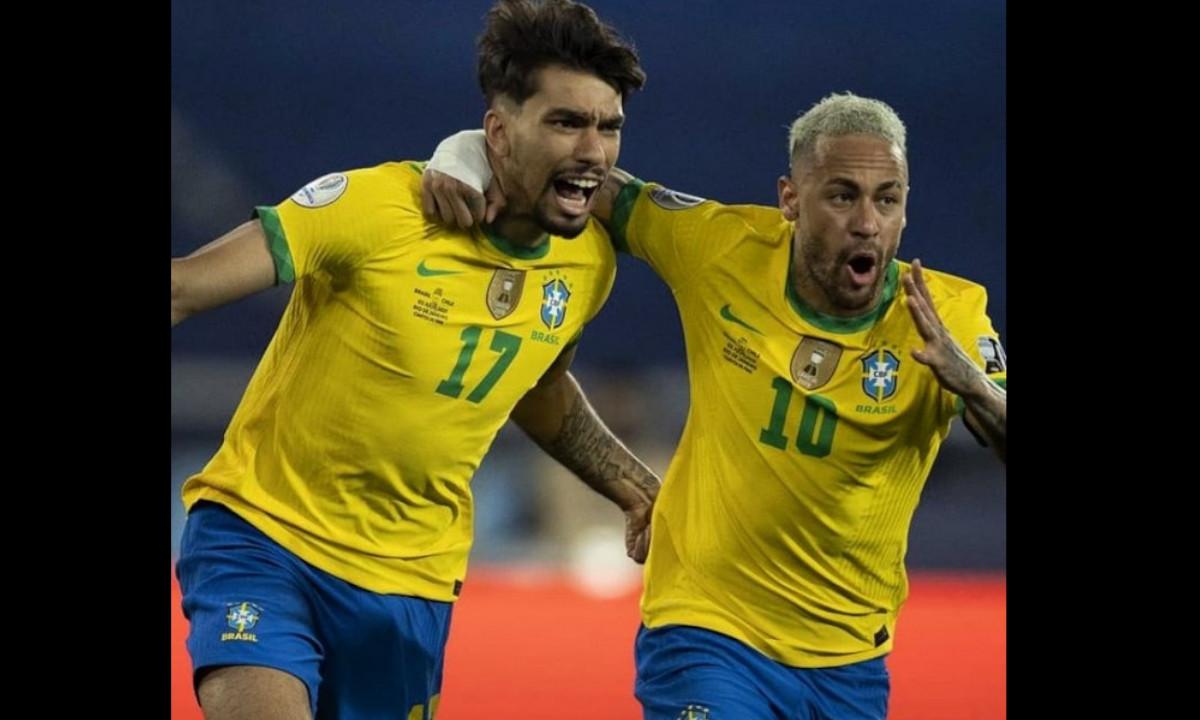 Brasil derrotó a Perú y es finalista en la Copa América