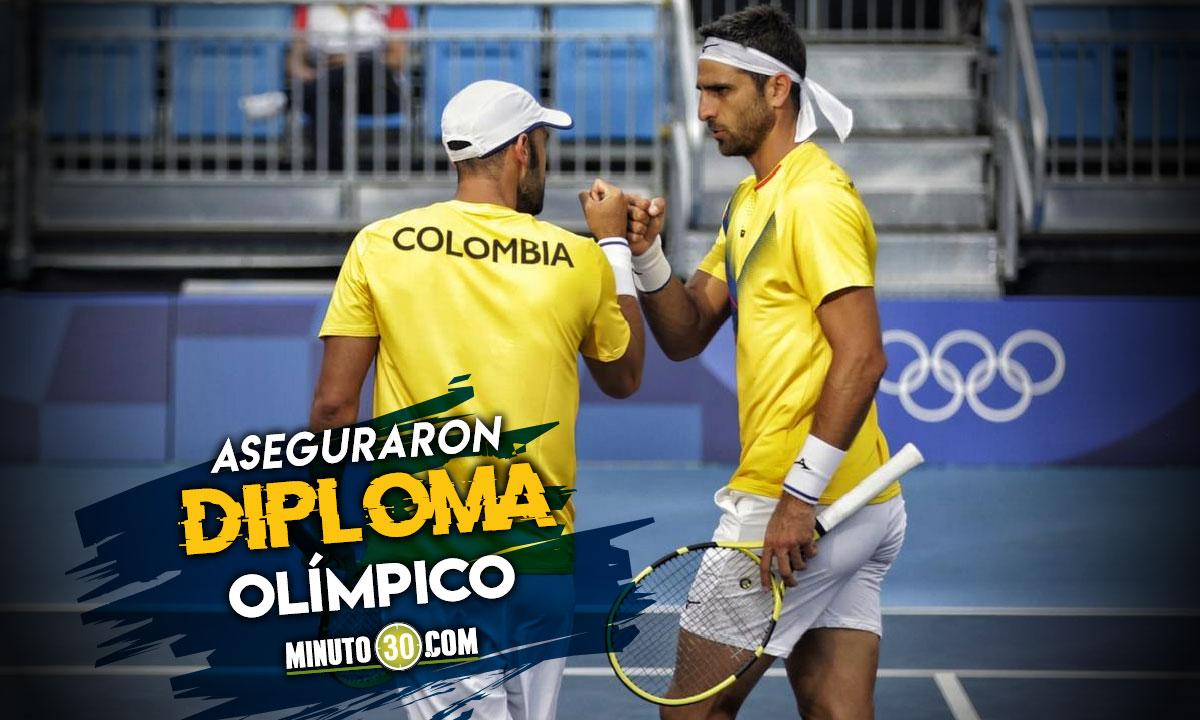 Cabal y Farah marcan historia para Colombia en Juegos Olimpicos