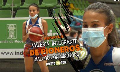 Campeonas de la Copa Nacional Sub 15 de baloncesto se fueron felices de Medellin