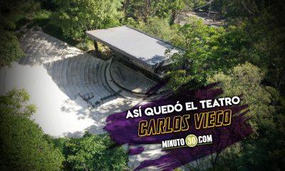 El Teatro Carlos Vieco reabre sus puertas