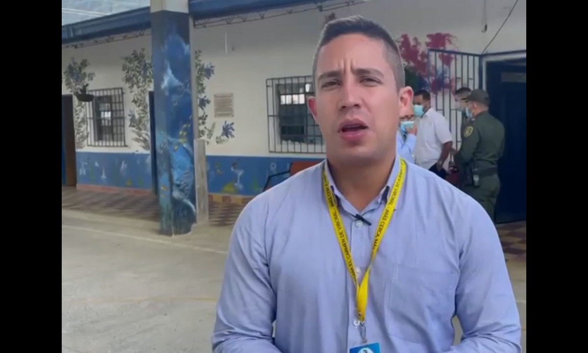 Por información sobre robos a colegios ofrecen millonaria recompensa en El Carmen de Viboral