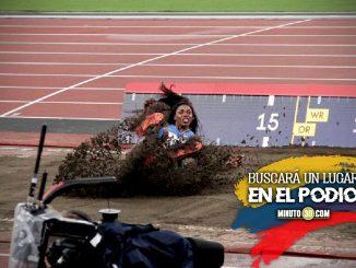 Caterine Ibarguen clasifico a la final de salto Triple en Juegos Olimpicos