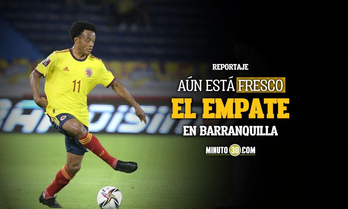 Colombia espera una historia diferente a la que vivio en el ultimo juego ante Argentina