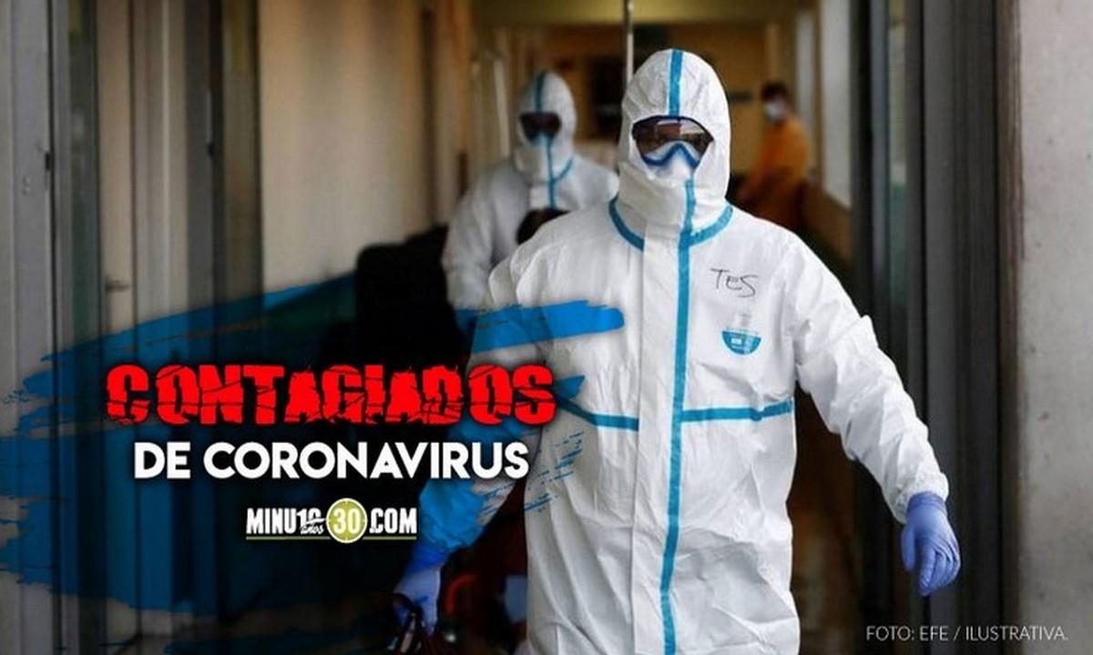 Colombia reportó hoy más de 11 mil contagiados de Covid