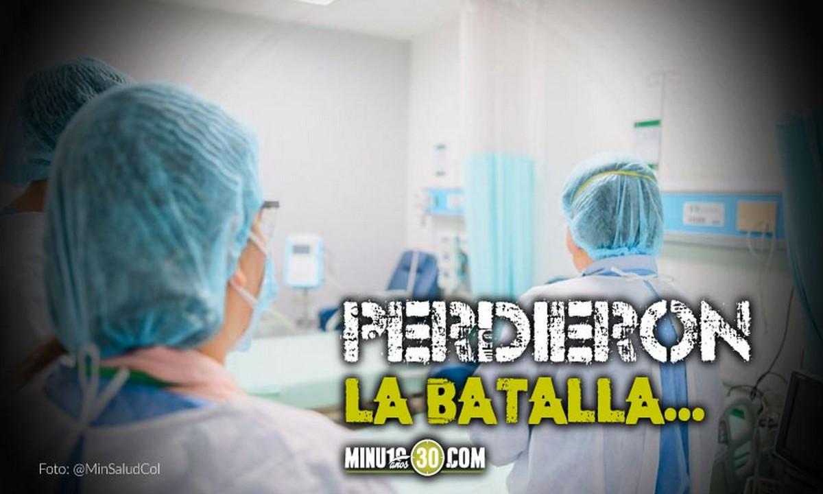 El Covid no da tregua: hoy confirmaron 351 muertes en Colombia