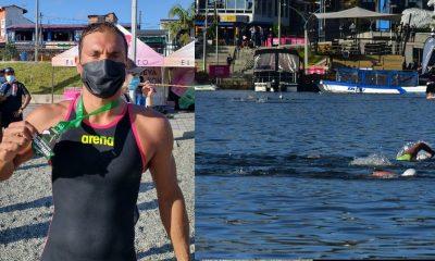 David Carrillo Rozo ganó en la Triatlón Guatapé 2021