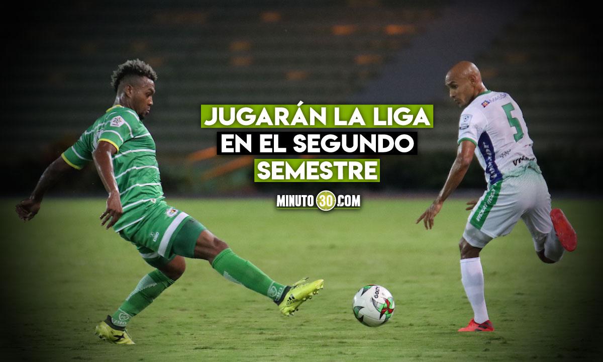 Deportes Quindio y Huila ascendieron a la primera division