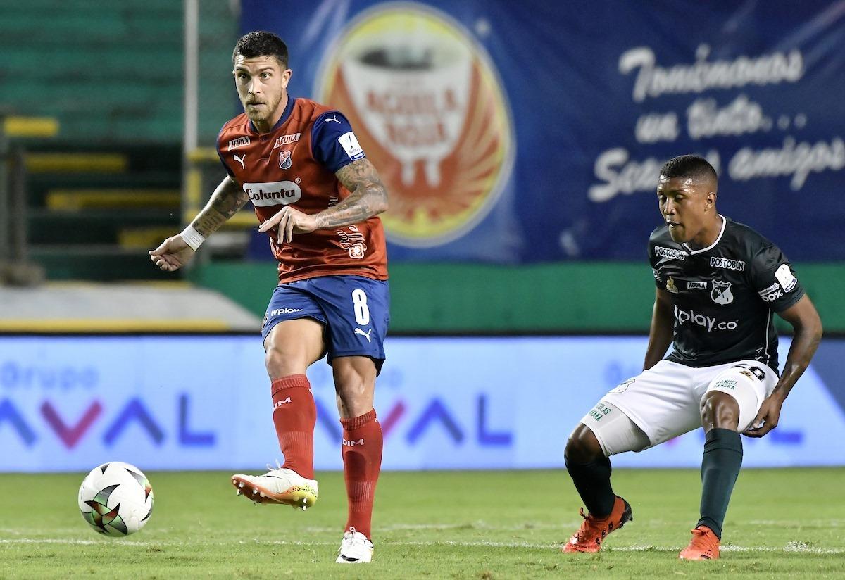 Deportivo Cali vs Medellin fecha 2 de la Liga II 2021 3