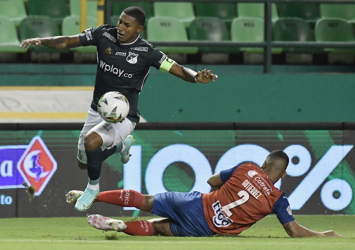 Deportivo Cali vs Medellin fecha 2 de la Liga II 2021 4