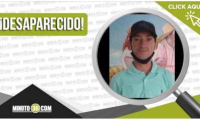José Rodimiro Cardona González está desaparecido