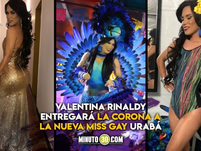 Elección y coronación de Miss Gay Urabá se realizará este fin de semana