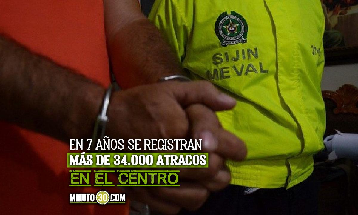 Medellín hurtos