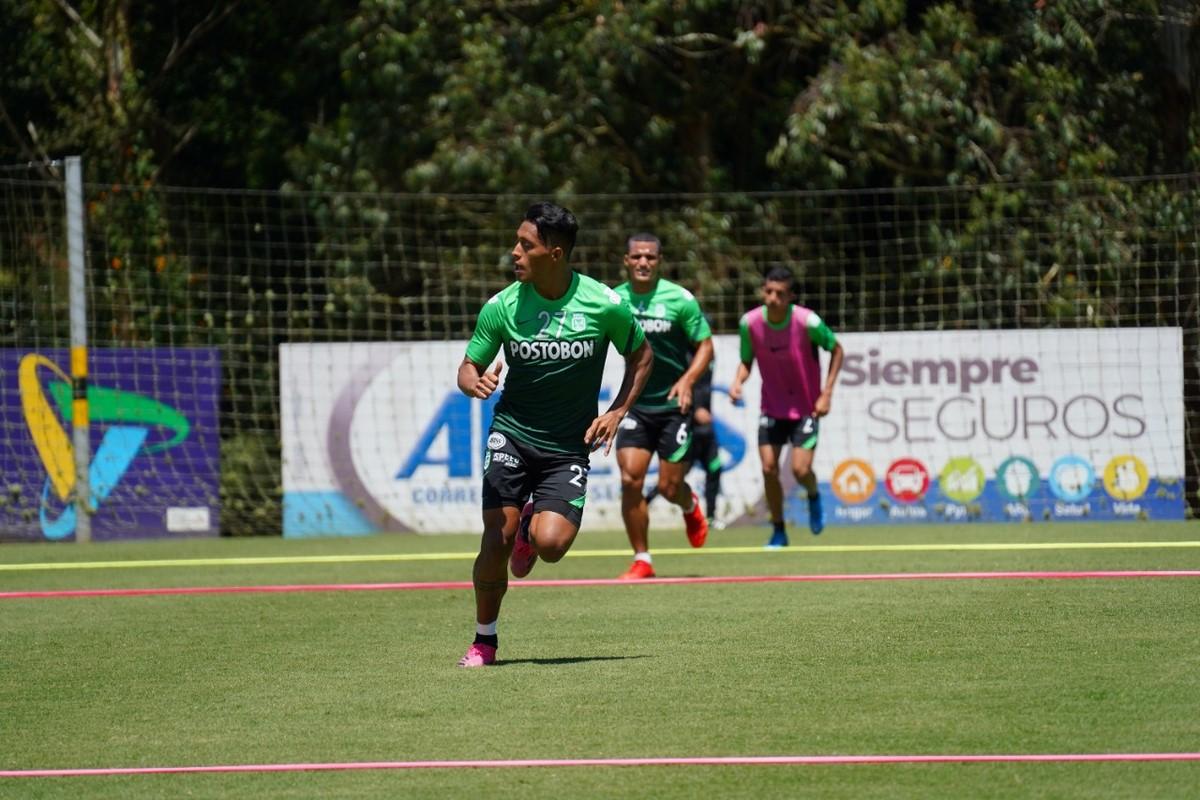 Entrenamiento Atletico Nacional 2 2