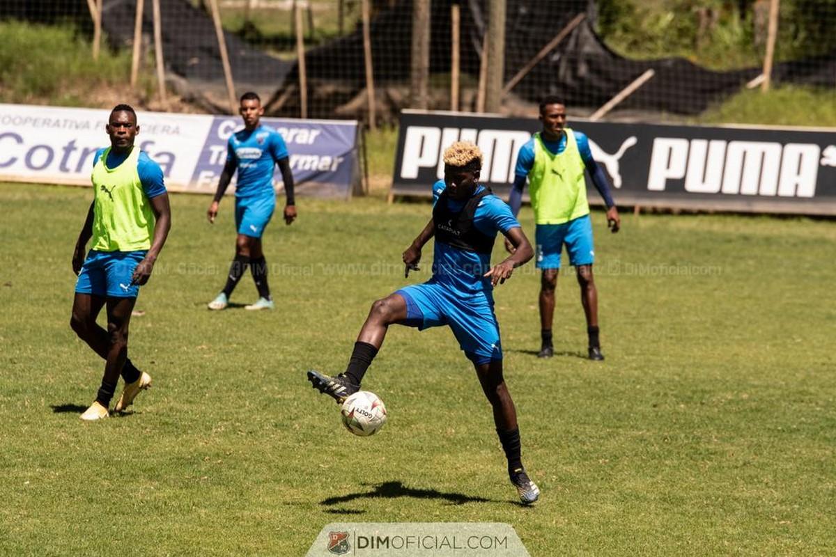 Entrenamiento Independiente Medellin 10