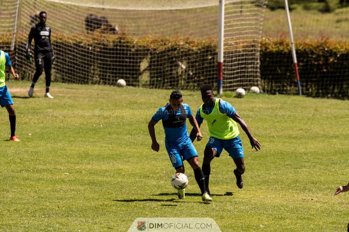 Entrenamiento Independiente Medellin 13