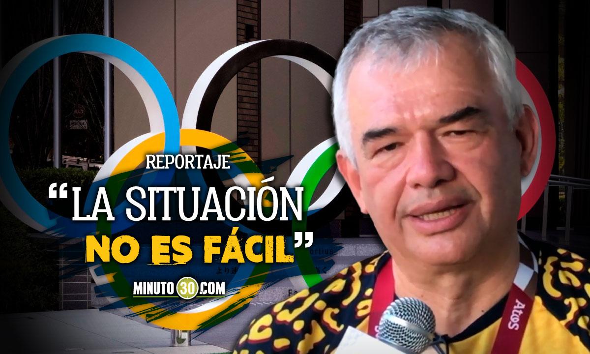 Es posible que se suspendan los Juegos Olimpicos presidente COC responde