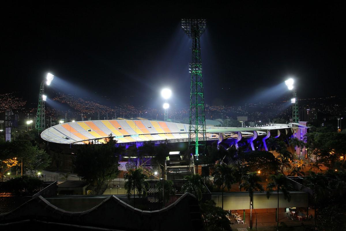 Estadio Atanasio Girardot remodelacion 1