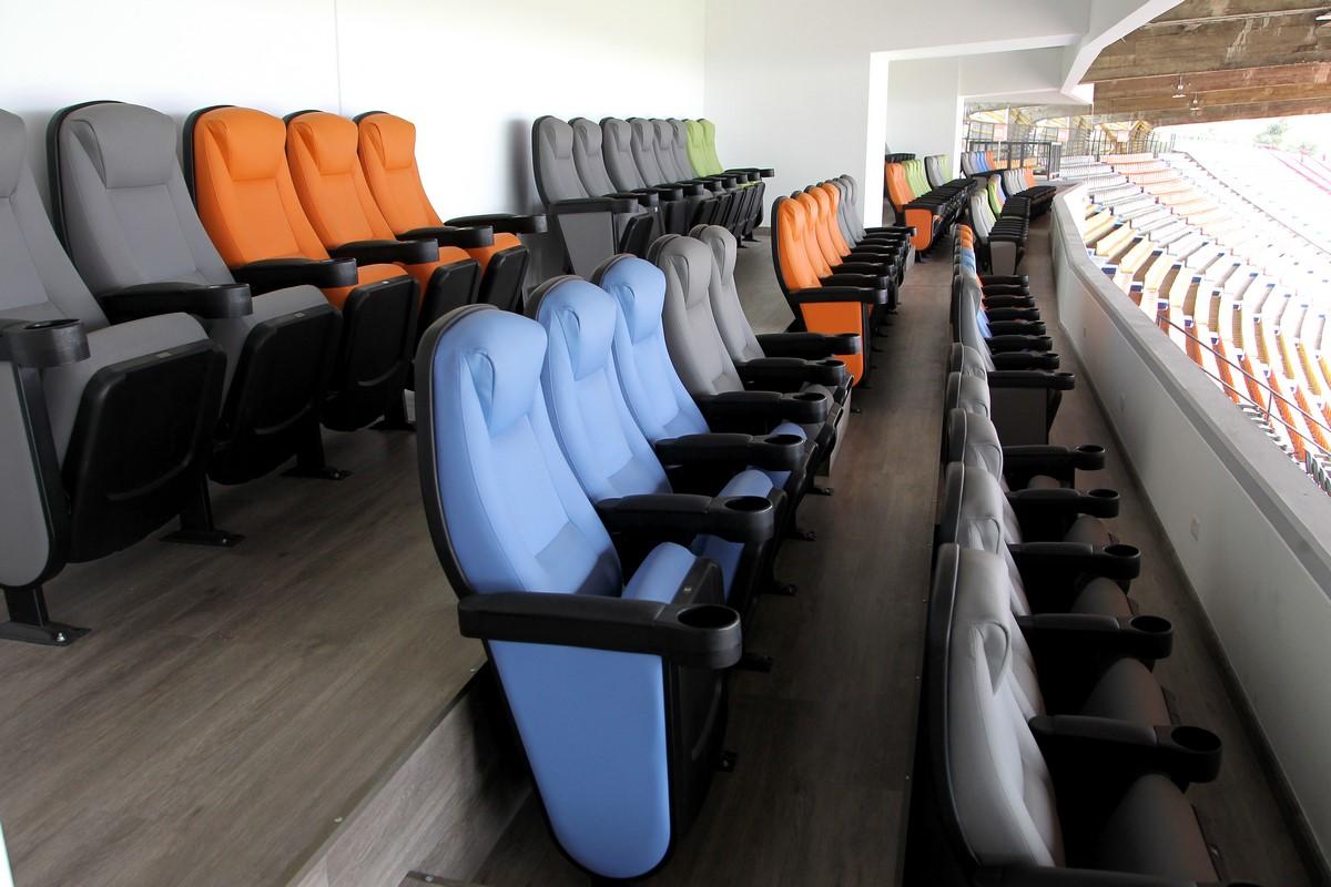 Estadio Atanasio Girardot remodelacion 17