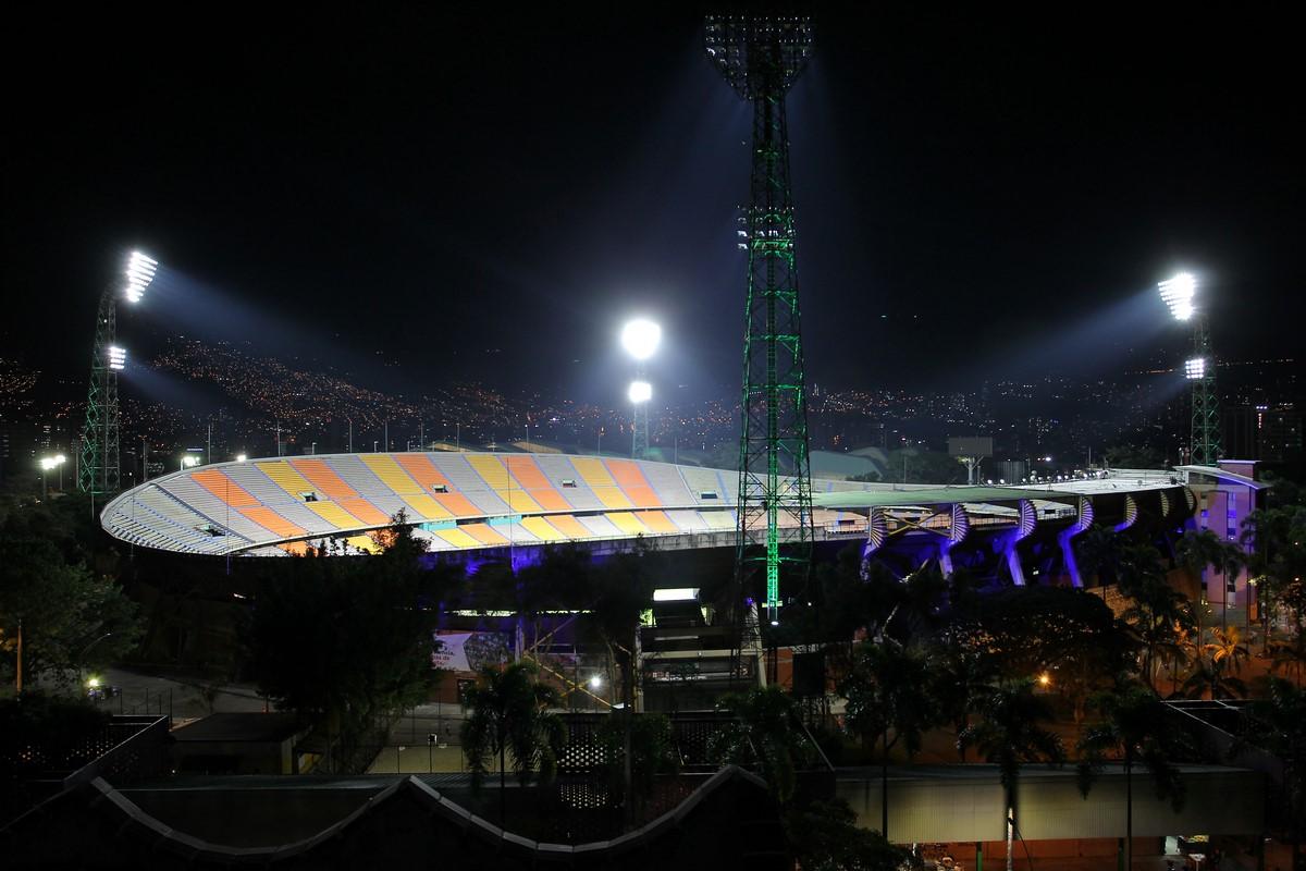 Estadio Atanasio Girardot remodelacion 2