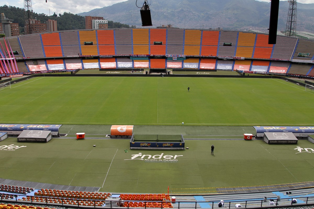 Estadio Atanasio Girardot remodelacion 23