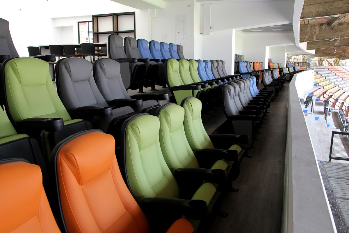 Estadio Atanasio Girardot remodelacion 25