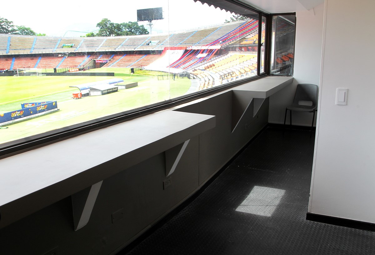 Estadio Atanasio Girardot remodelacion 26