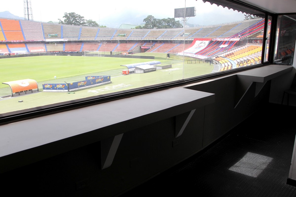 Estadio Atanasio Girardot remodelacion 27