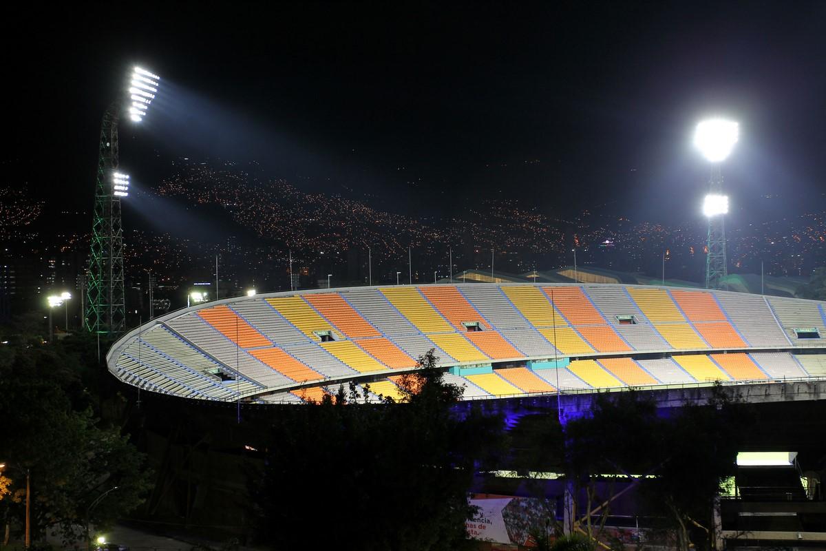 Estadio Atanasio Girardot remodelacion 3