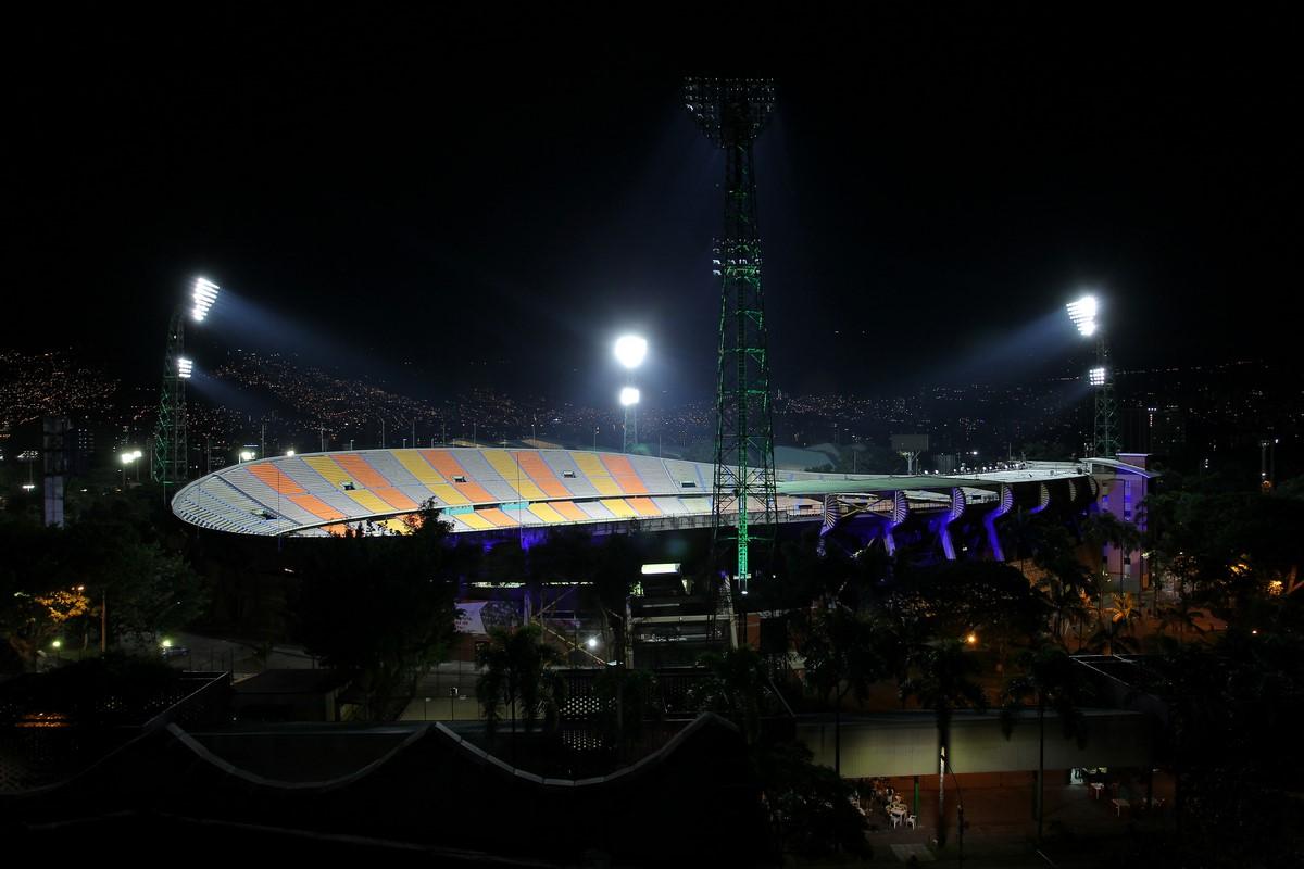 Estadio Atanasio Girardot remodelacion 4