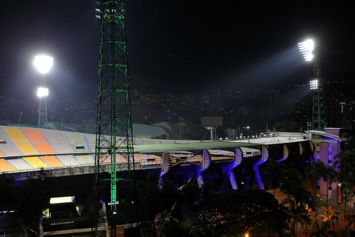 Estadio Atanasio Girardot remodelacion 5