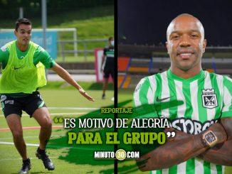 Estreno de Aguilar y Pabon marcara partido de Nacional en la Florida Cup