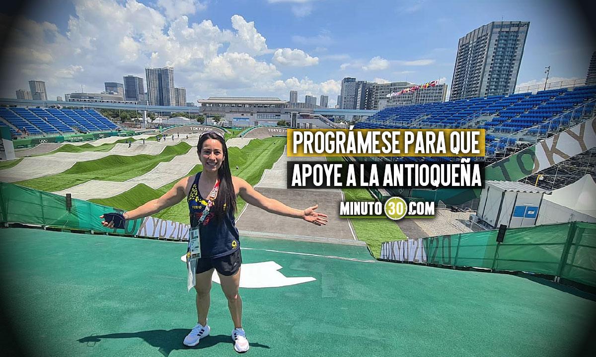Fecha y hora de las competencias de Mariana Pajon en Juegos Olimpicos