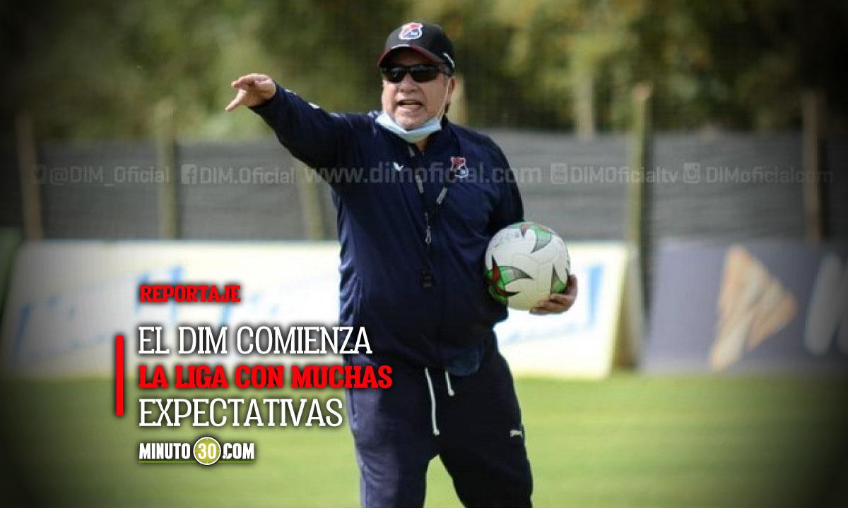 Hernan Dario Gomez sin misterios confirmo once titular par enfrentar a aguilas