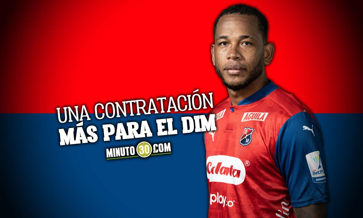 Independiente Medellin anuncio regreso de viejo conocido