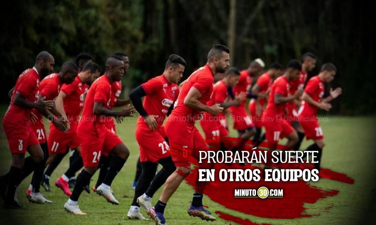 Independiente Medellin confirmo prestamo de dos jugadores