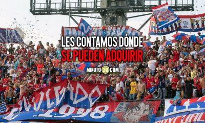 Independiente Medellin revelo como se distribuiran boletas para partido ante aguilas