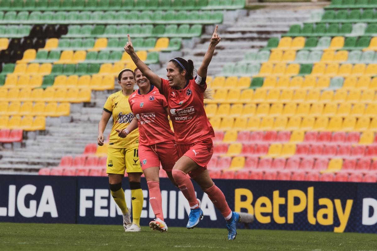 Independiente Medellin vs Bucaramanga 3
