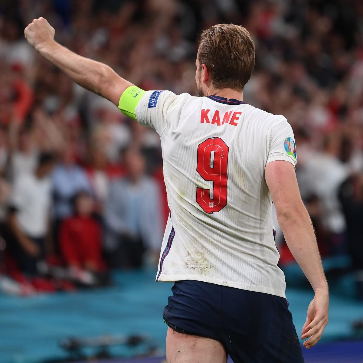 Inglaterra celebro el paso a la final de la Eurocopa 1