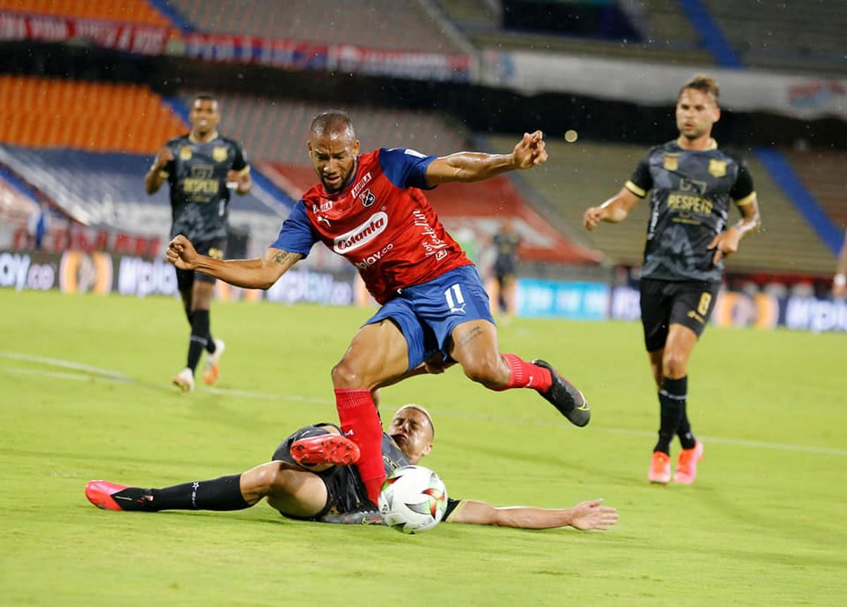 Inpendiente Medellin vs Aguilas 7