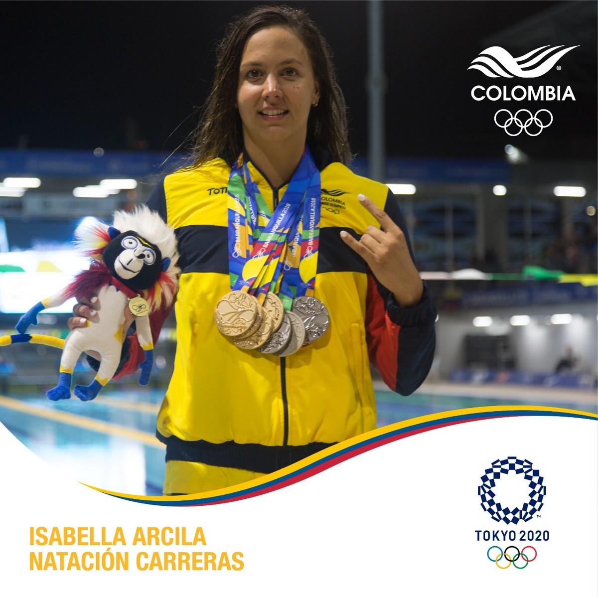 Isabella Arcila