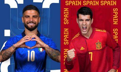 Italia y Espana se enfrentara en la semifinal de la Eurocopa 1