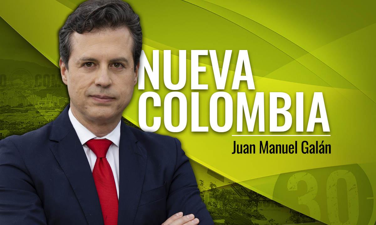 Juan Manuel Galan NUEVA COLOMBIA