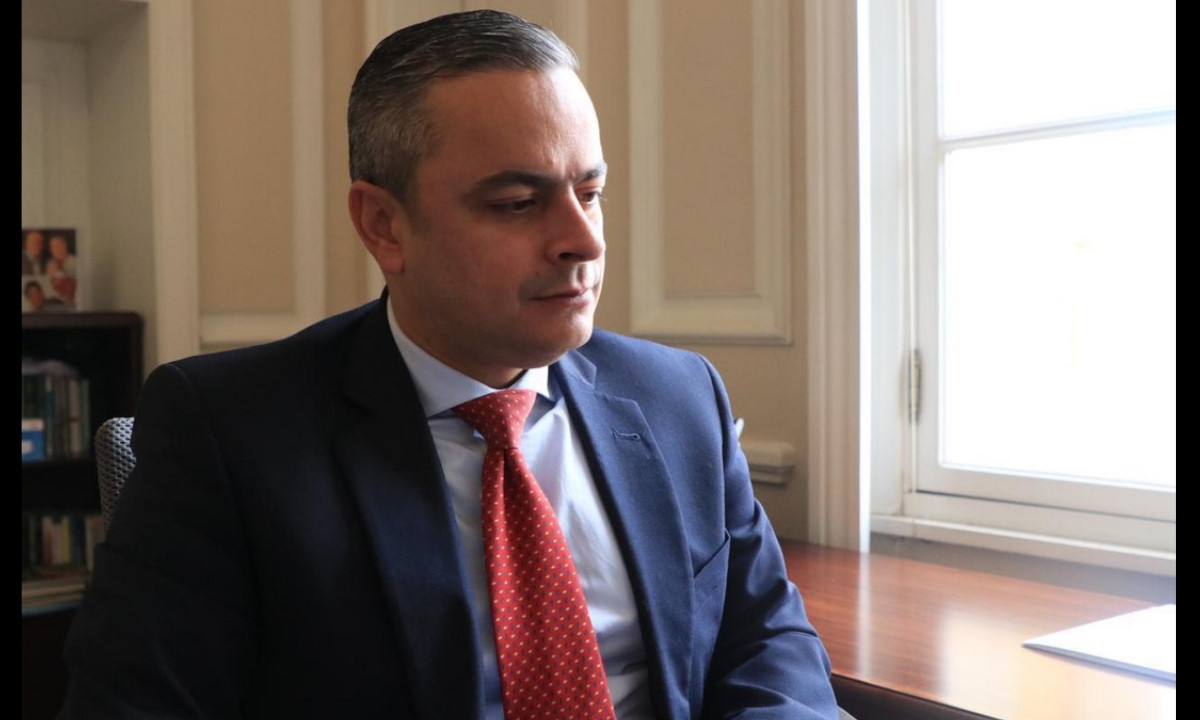 Nombraron a Juan Camilo Restrepo como alcalde ad hoc en Cúcuta