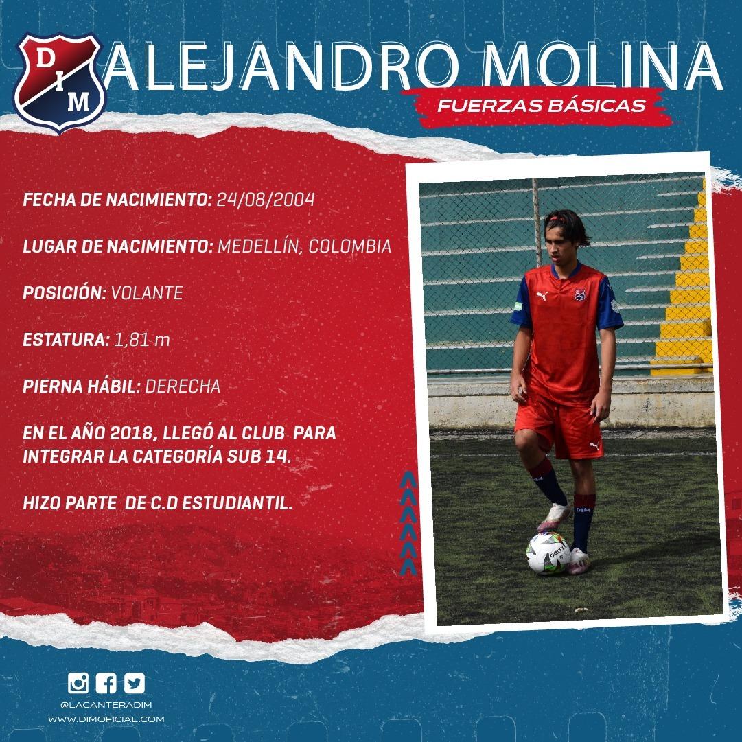 Juveniles Independiente Medellin 6