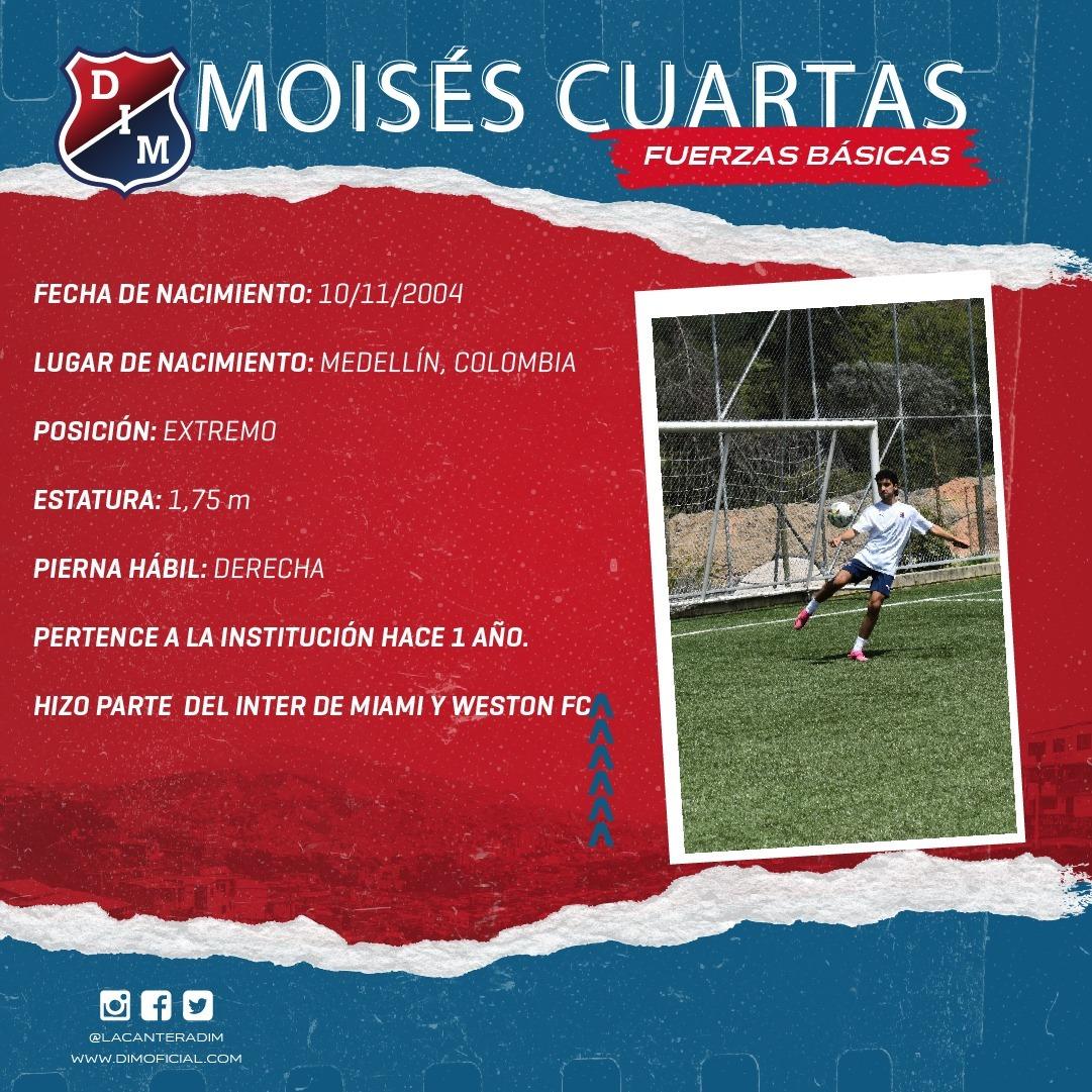 Juveniles Independiente Medellin 8