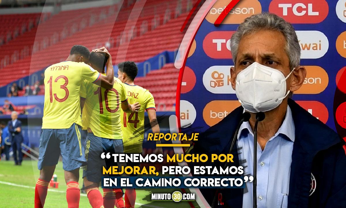 La participacion en esta Copa invita a sonar Reinaldo Rueda