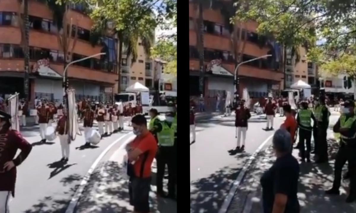 Reportan movilidad reducida en La Playa a la altura de la Avenida Oriental
